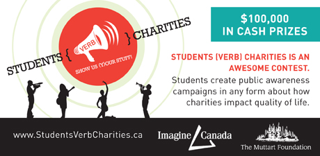 Students Verb Charities